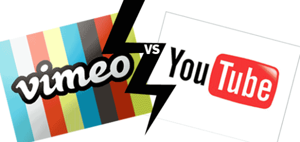 Viméo VS You Tube